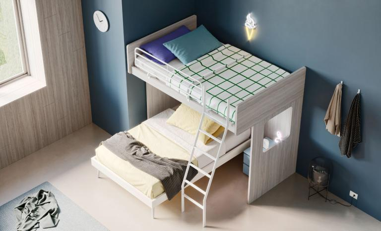 Space-saving solutions